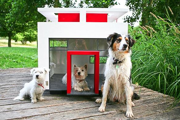 Hundehaus Cubix_The Modern Doghouse