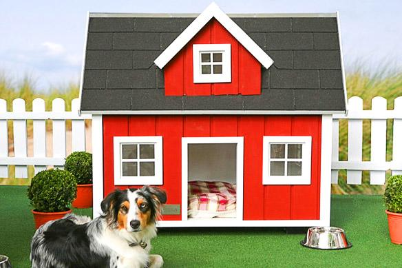 Hundehaus Farm Dog House