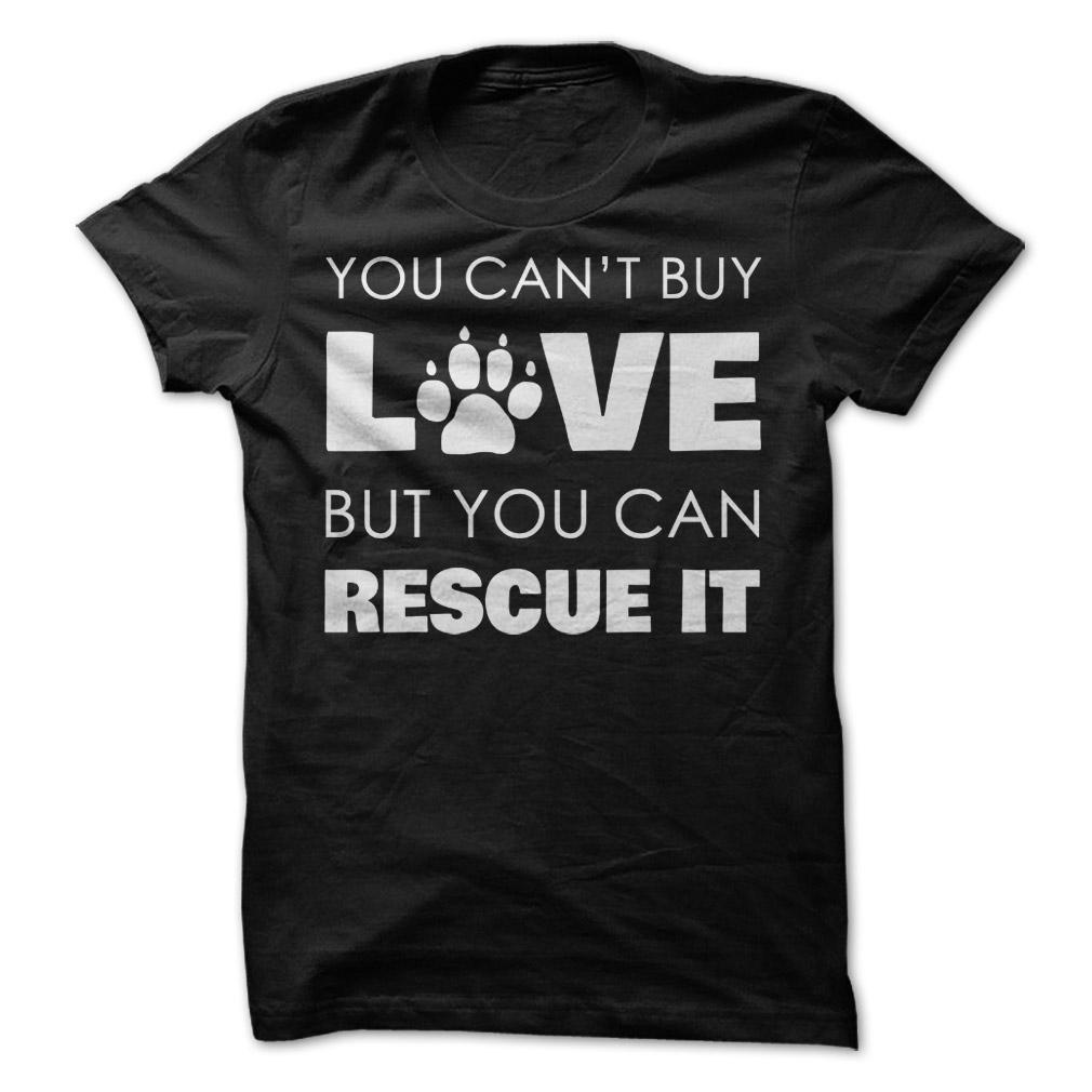 Rescue Love Shirt