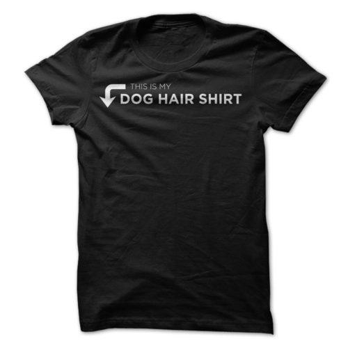 Dog Hair Shirt 1