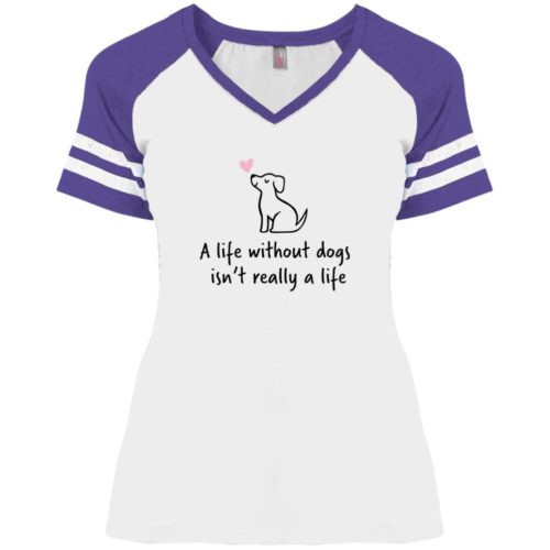 Life without dogs shirt