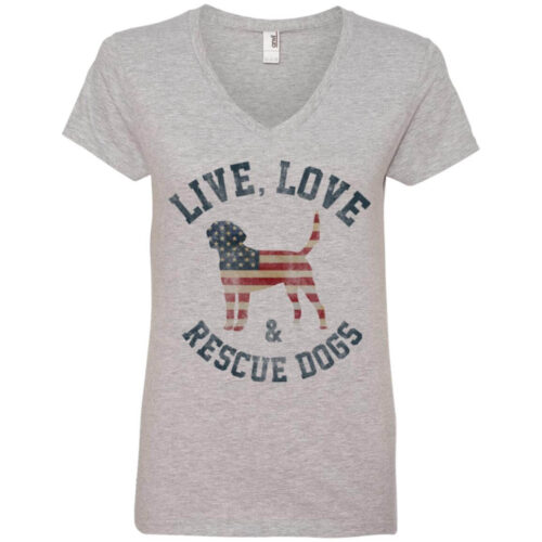 Live, Love, and Rescue Dogs