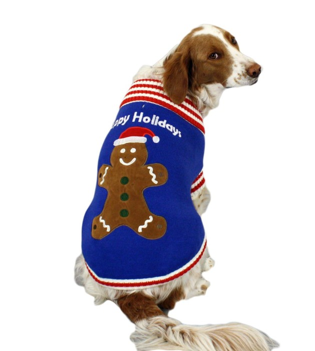 The 10 Best Ugly Christmas Sweaters For Dogs