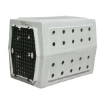The Rough Tough Kennel is probably the safest, most durable kennel on the market.