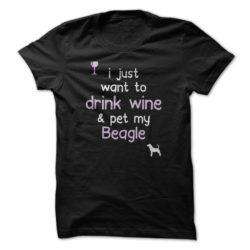 Drink Wine & Pet My Beagle
