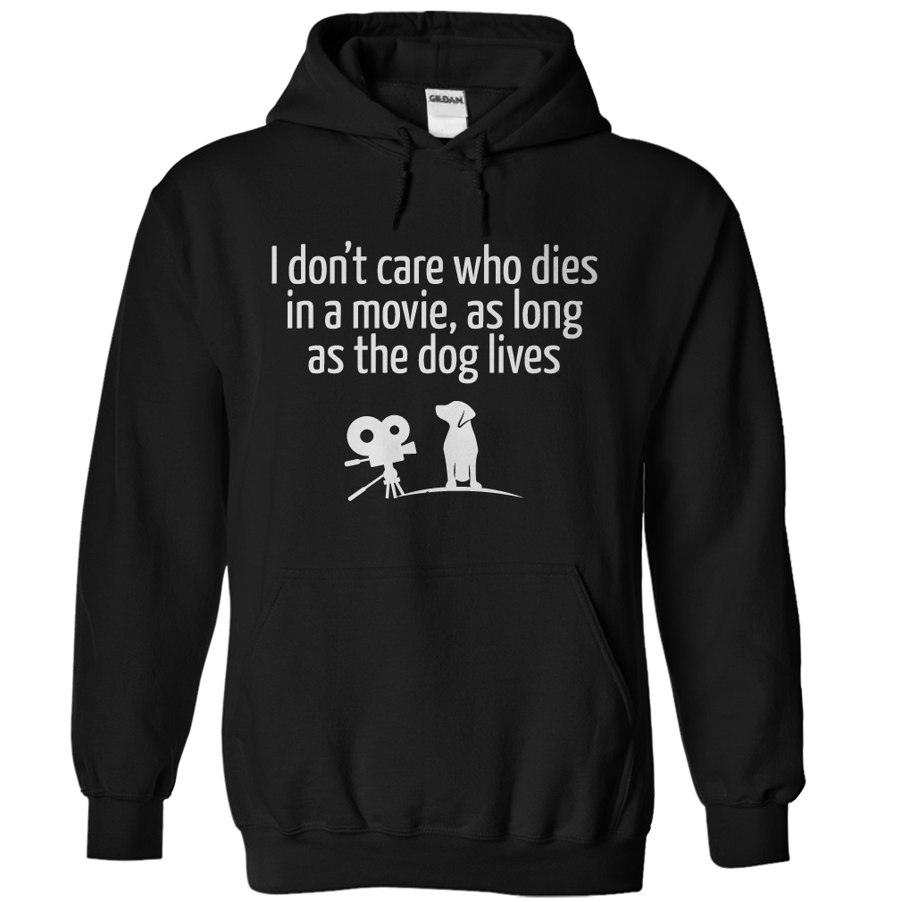 The Dog Lives Hoodie