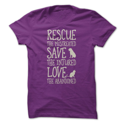 Rescue-Purple
