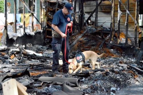 glory arson awareness