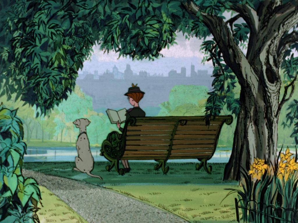 Image source: Disney, 1961