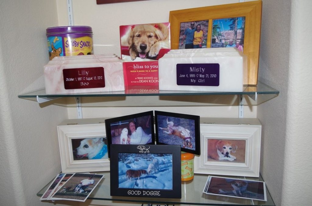 Fantastic 12 DIY Ways To Remember A Beloved Dog Who Has Passed – iHeartDogs.com VW52