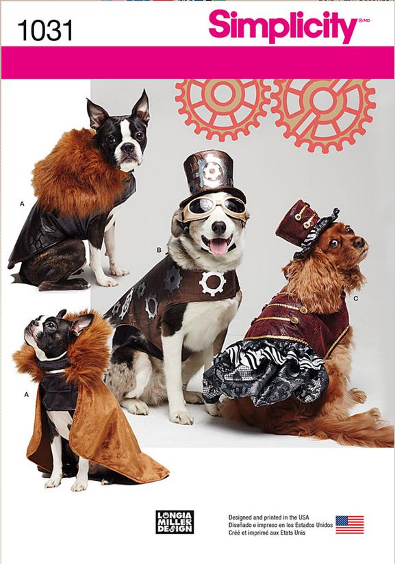 1 Dogpattern