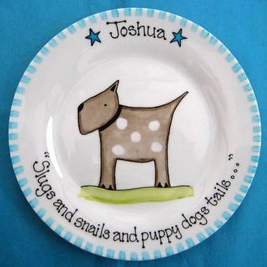 12 original_boys-personalised-hand-painted-dog-plate