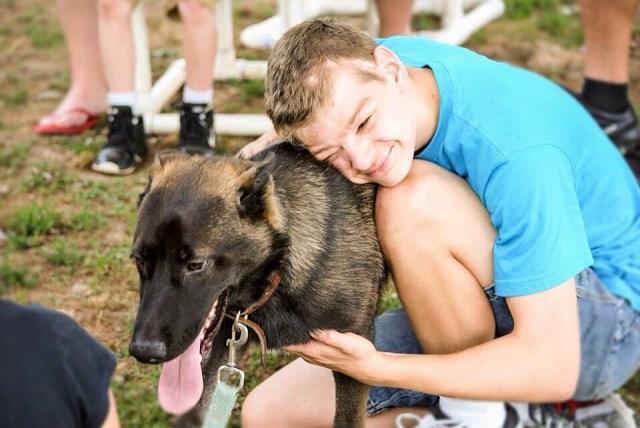 Photo Source: Get My Service Dog - Tyler Gerdts