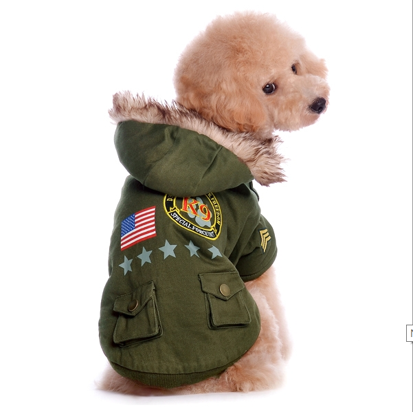 7 doggiecoat