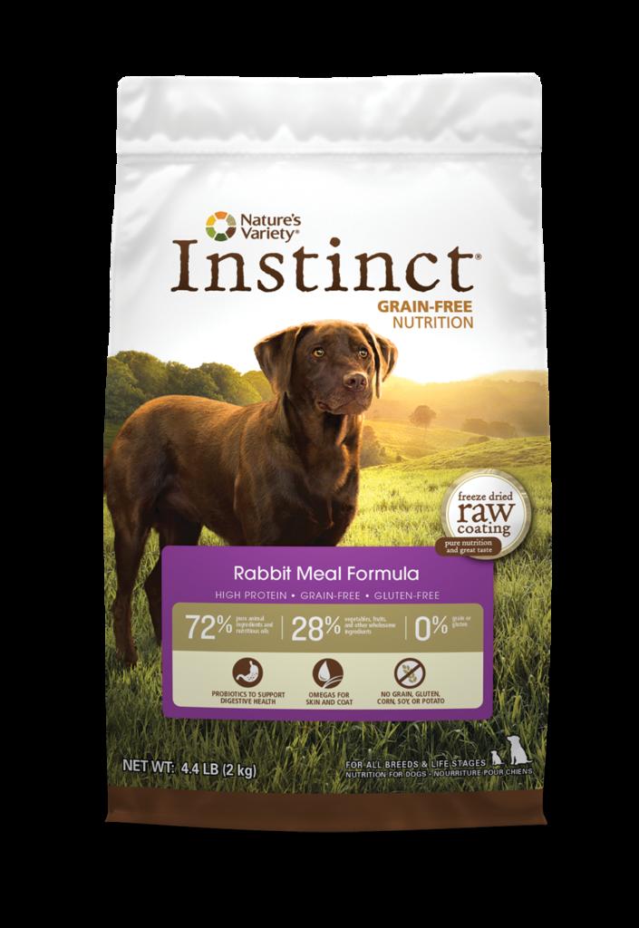 Instinct Originals Grain Free Dry Dog Food By Nature
