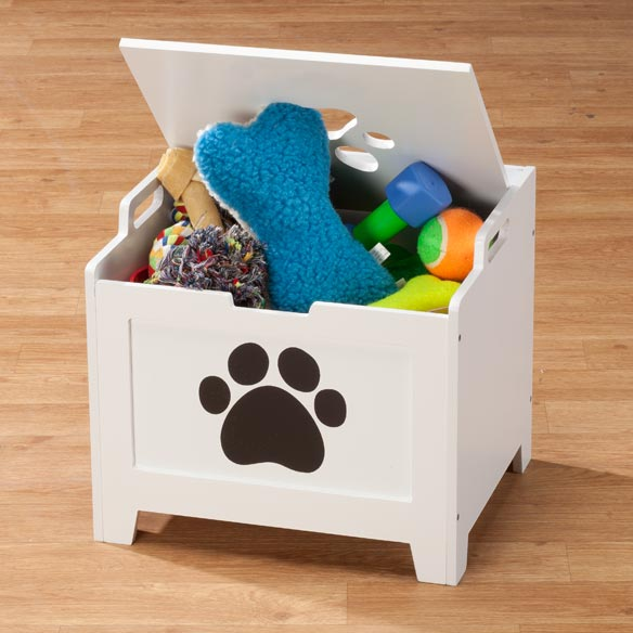 How To Teach Your Dog To Clean Up His Own Toys