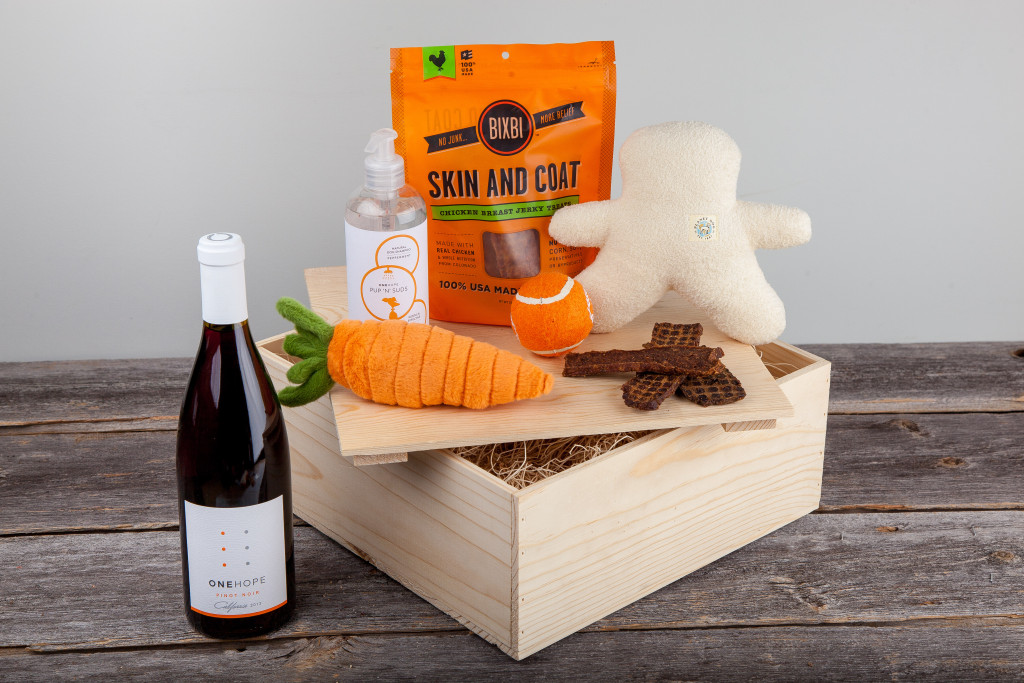 a13 ONEHOPE Wine Woof Crate_ $99.00