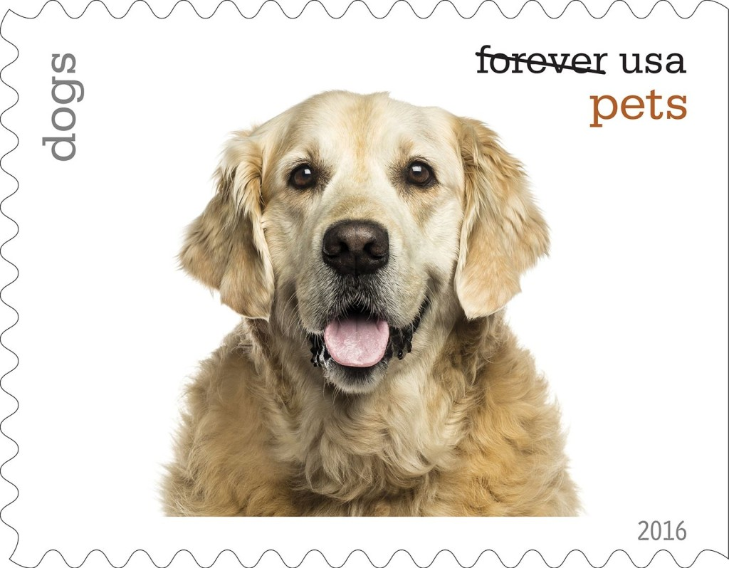 Us Postal Service Unveils New Pets Forever Postage Stamps - United-states-forever-stamps