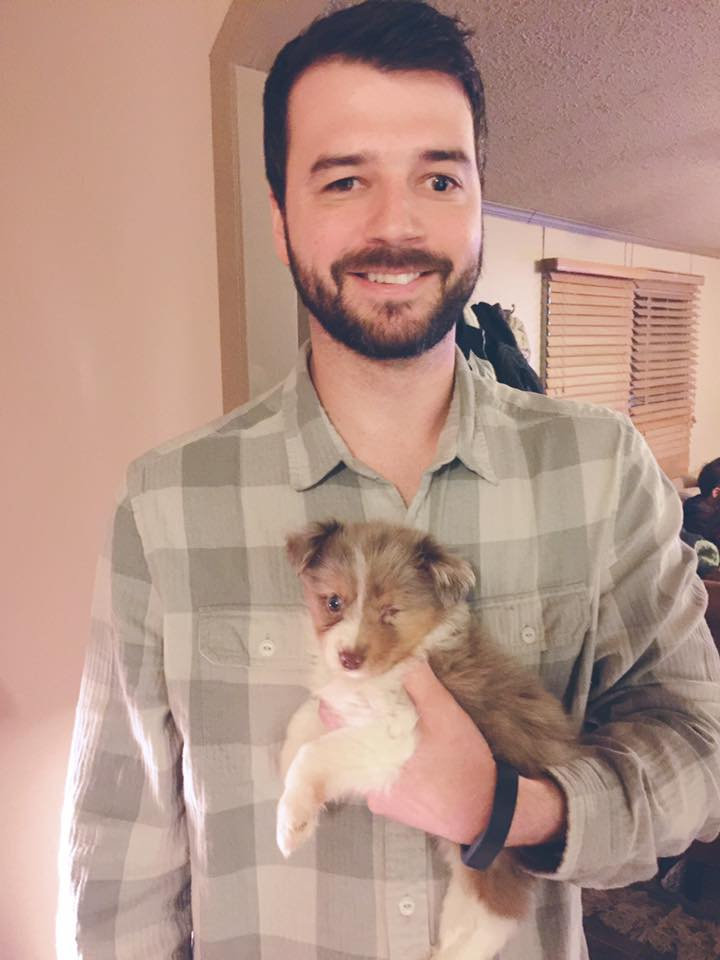 Man With Blind Eye Finds The Puppy Quot That No One Else
