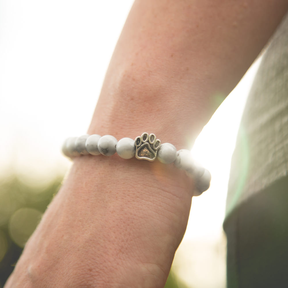 Limited Edition Memorial Bracelet Feeds 22 Shelter Dogs In Honor Of Your Beloved Pup