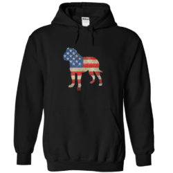 Vintage Dogue de Bordeaux USA Hoodie