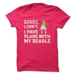 I Have Plans Beagle