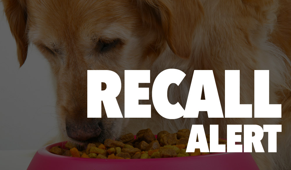 Blue Food For Dogs Recall