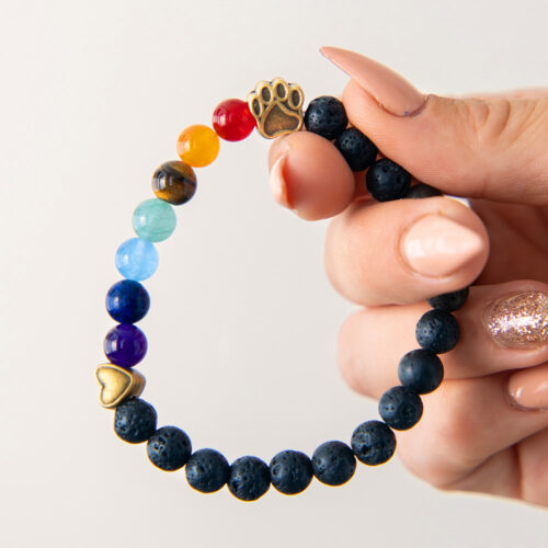 I Will Love You Forever Bracelet: Feeds 7 Shelter Dogs In Loving Memory Of Your Pup