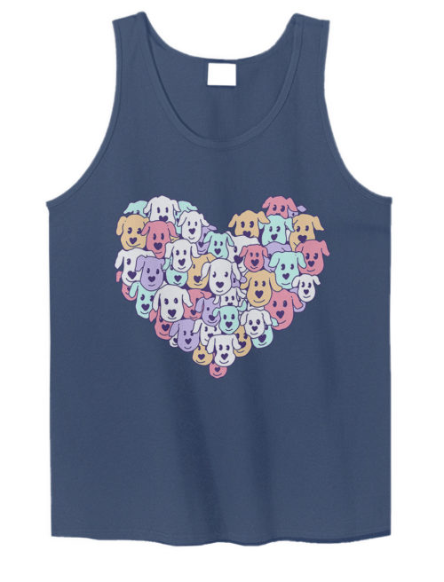 Heart of Dogs Tank