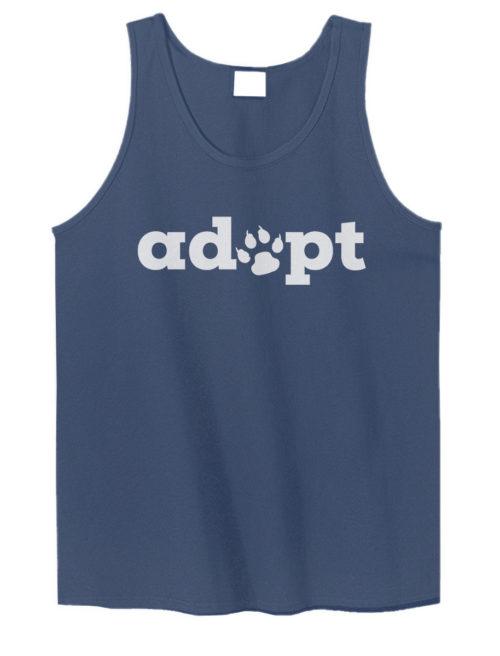 Adopt Paw Tank