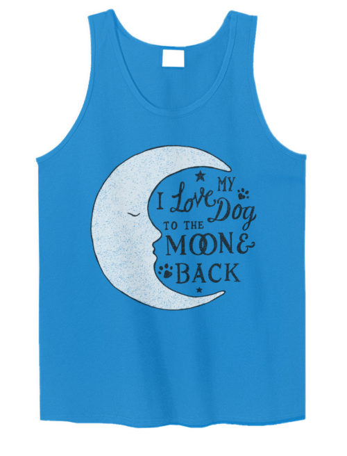 To The Moon and Back Tank