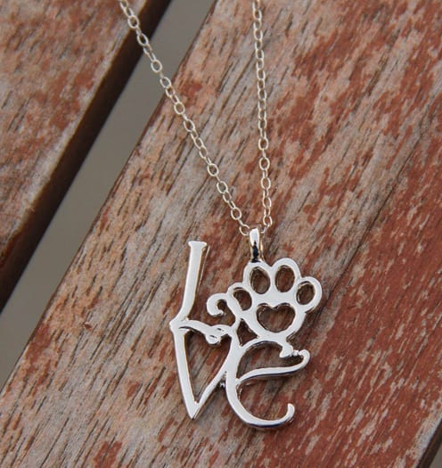 love-paw-silver
