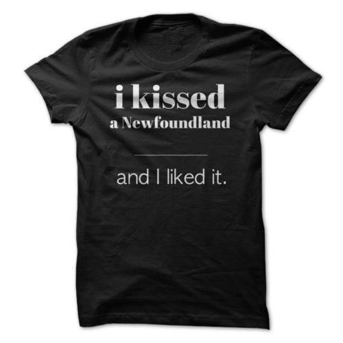 I Kissed A Newfoundland