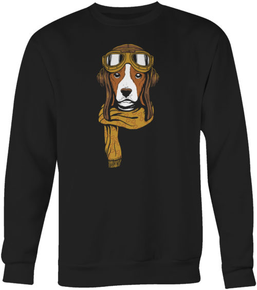 Dog Venture Crew Neck Sweatshirt