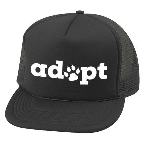 Adopt Paw Trucker Hat