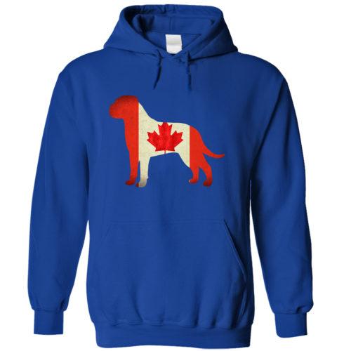 Bullmastiff Canada Hoodie