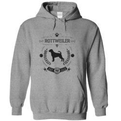 Team Rottweiler Hoodie