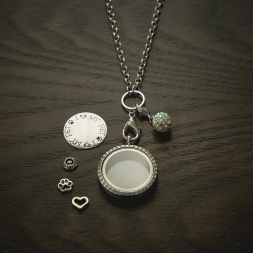 Furever™ Celebration Locket Set: Donates 10 Meals To Shelter Dogs