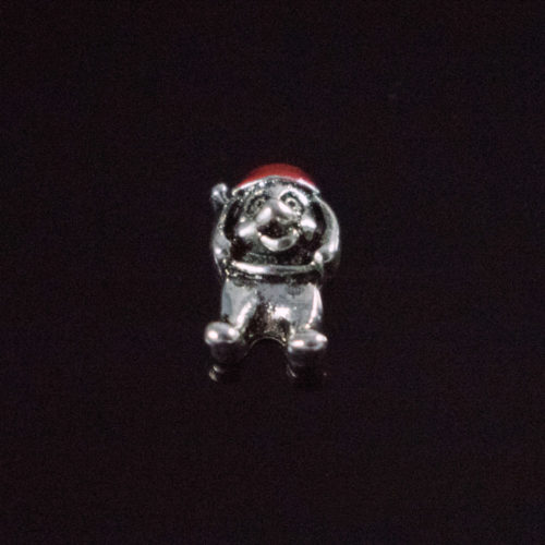 Dog Figurine Add-On Charm for Locket