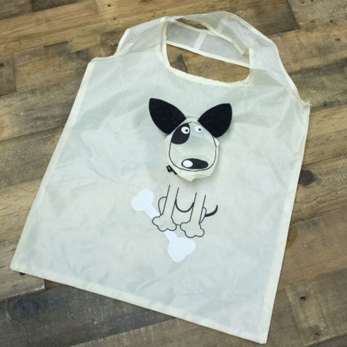 Reusable Foldable Dog Shopping Bag