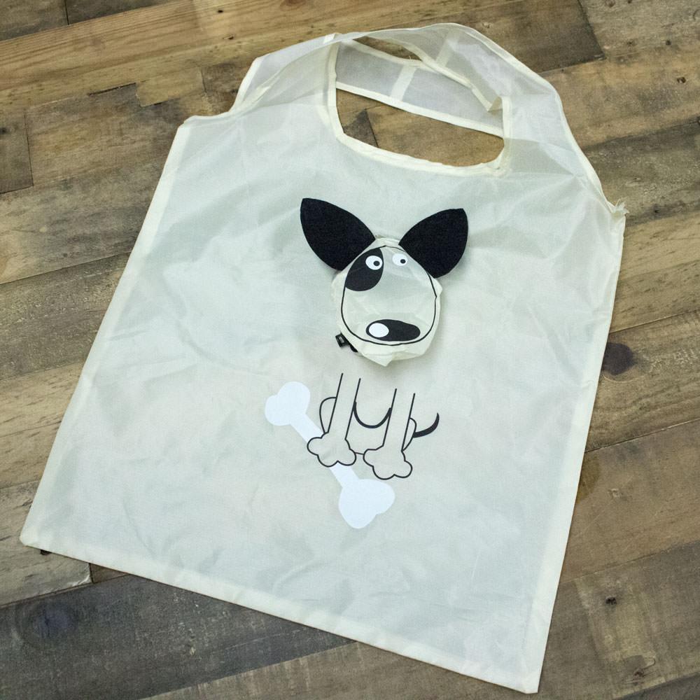 reusable foldable dog shopping bag