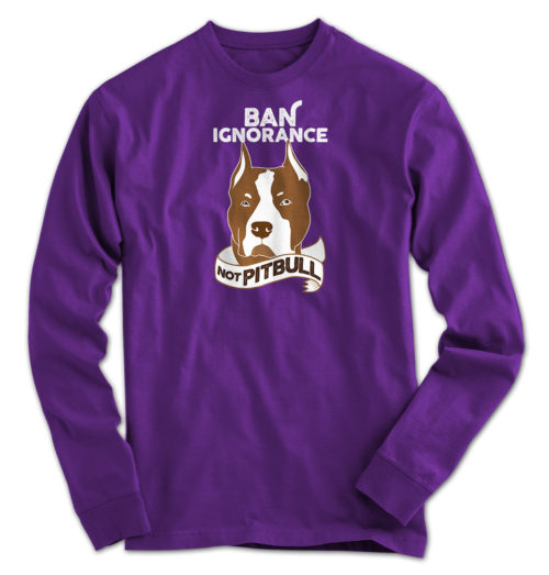 Ban Ignorance Long Sleeve