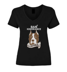 Ban Ignorance V-Neck
