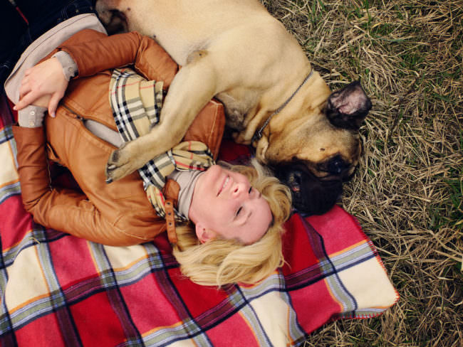 Photographer Captures Touching Moments For Woman And Her Terminally Ill Dog