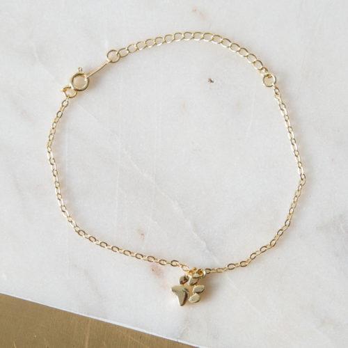 Special Offer! Petite Paw Charm Bracelet