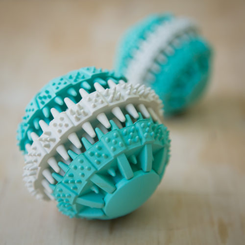 Fresh Mint Scented Brushing Ball by Project Play ™