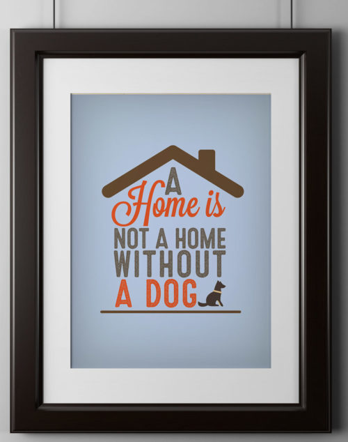 Not A Home Poster