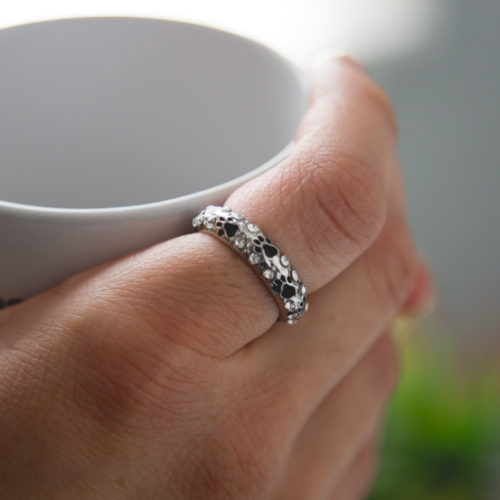 lover perfect ring the for paw a trendy wedding pet diamond gift rings ivxgeyk engagement dog promise