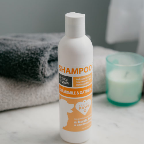 Project Paws™ Chamomile & Oatmeal Shampoo - Every Bottle Buys a Bath for a Shelter Dog