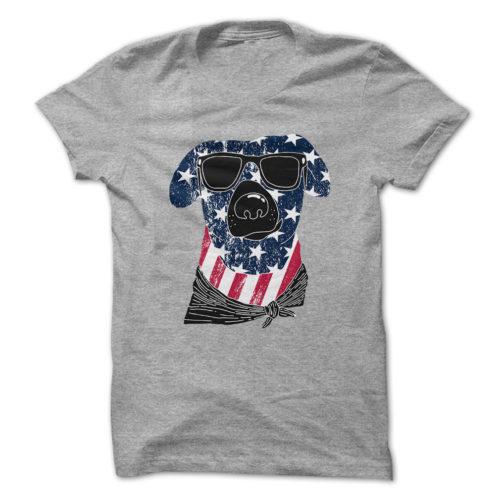 American Dog Gray